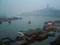 реки Цзялинцзян и Янцзы